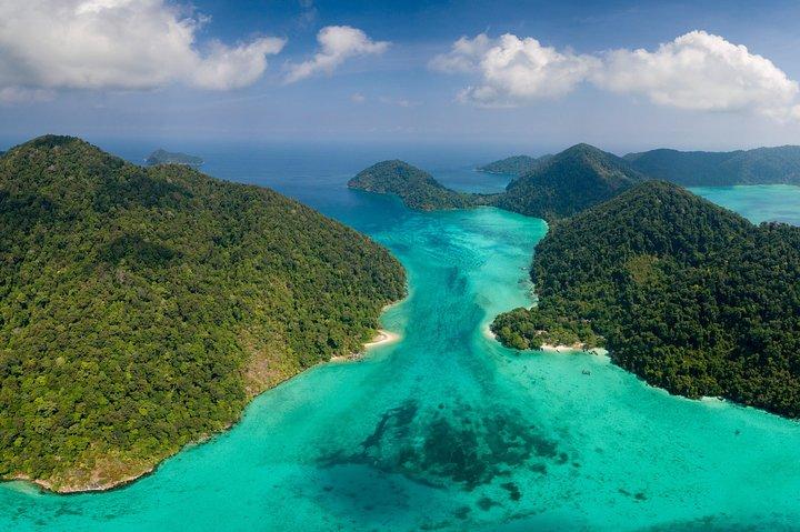 Surin Islands- Early Bird Snorkeltour from Khao Lak in English, French, German, Italian, Khao Lak, TAILANDIA