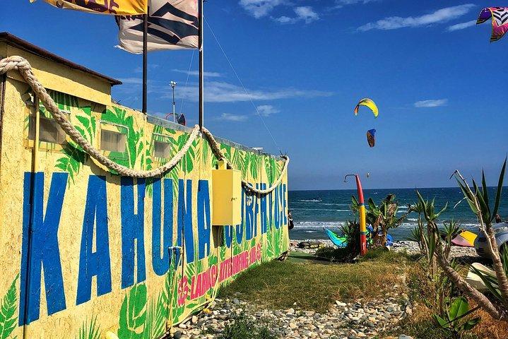 Kitesurf Lessons, Larnaca, CHIPRE