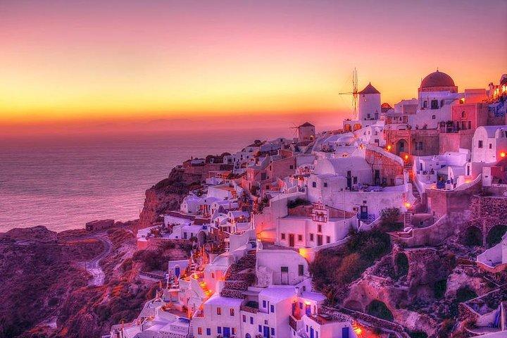 Oia Sunset Daily Tour, Santorini, GRECIA