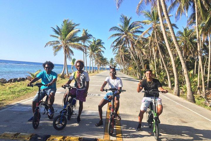un pequeño abrebocas de lo que le podrá ofrecer la isla de san Andrés, San Andres, COLOMBIA