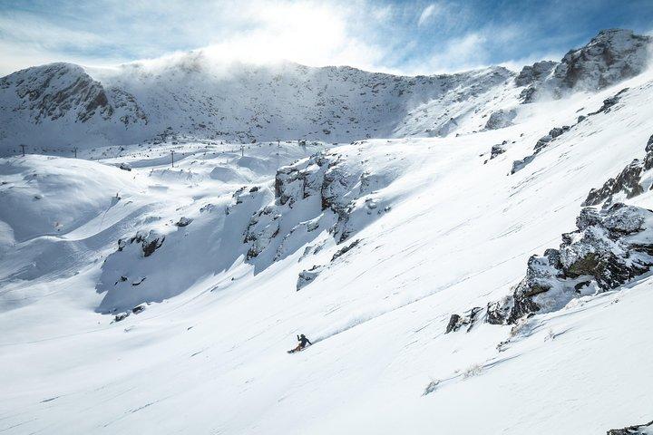Private Ski Transfer to The Remarkables Ski Field, Queenstown, NOVA ZELÂNDIA