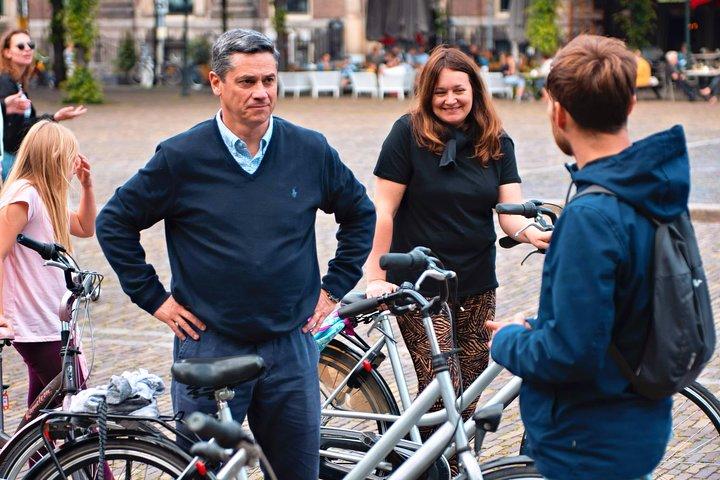 Highlights of The Hague Private Bicycle Tour, La Haya, HOLANDA