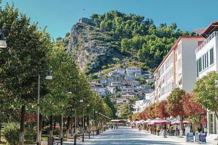 Full Day Berat from Durrës, Tirana, Albania