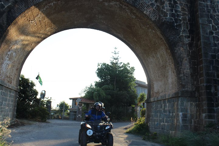 Tropea Quad Tour - adventure and nature, Tropea, ITALIA