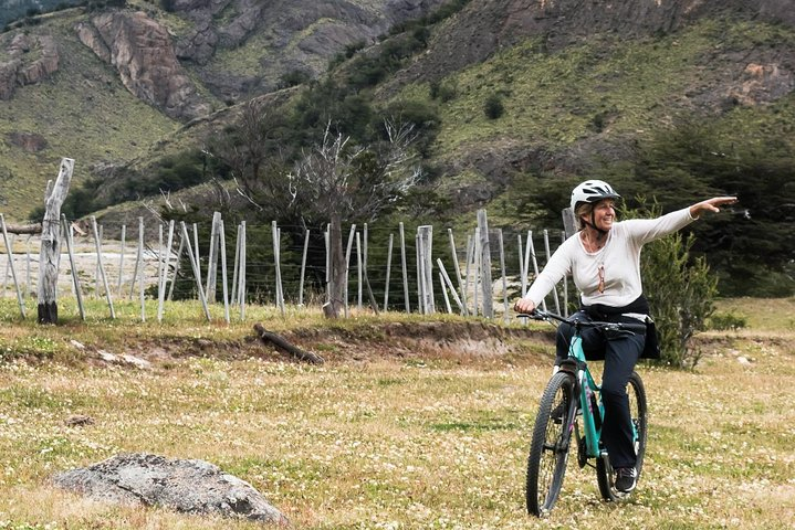 Mountain Bike en Estancia Bonanza! El Chalten., El Chalten, ARGENTINA
