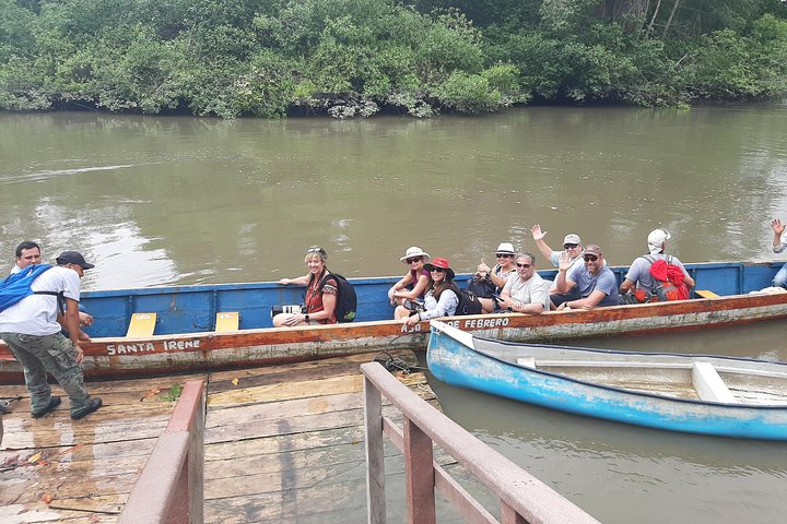 Full day to Ecological Reserve Churute Mangrove and Cocoa Farm Visit, Guayaquil, ECUADOR