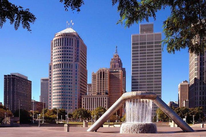 Detroit Scavenger Hunt: Roll Through Motor City, Detroit, MI, ESTADOS UNIDOS