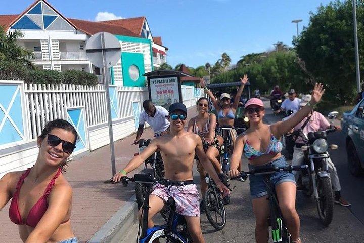 un tour top 15 km de aventura y toda la tarde disfrutando una de sus playas, San Andres, COLOMBIA
