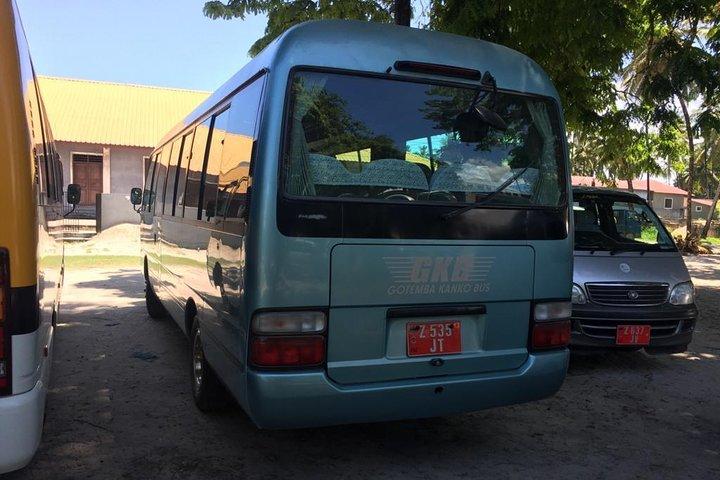 Private Zanzibar Ferry Transfers to and from any Hotel, Zanzibar, TANZANIA