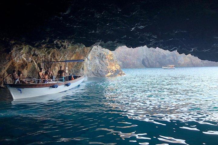 Lipari & Salina south - individual tour participation, Islas Eolias, ITALIA