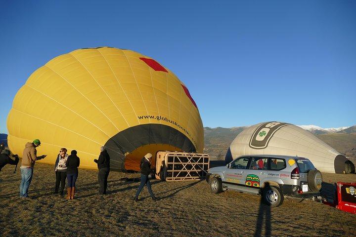 Barcelona Hot-Air Balloon Ride, ,