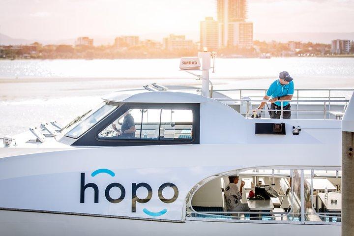 Hop On Hop Off Day Pass   Hopo Gold Coast Ferry, Surfers Paradise, AUSTRALIA