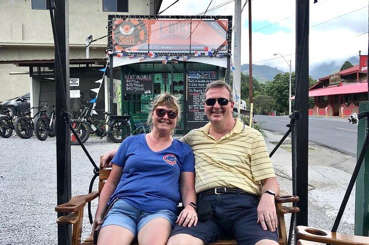 E-bike Tour - 2hr Guided Adventure in Boquete, Boquete, PANAMA