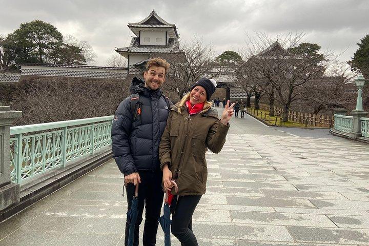 Kanazawa Full-day Private Tour with Government Licensed Guide, Kanazawa, JAPON