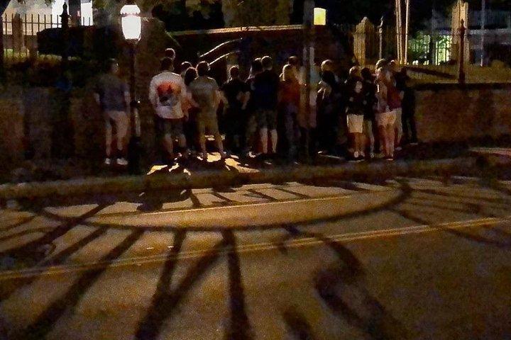 Church Hill Chillers Ghost Tour, Richmond, VA, ESTADOS UNIDOS