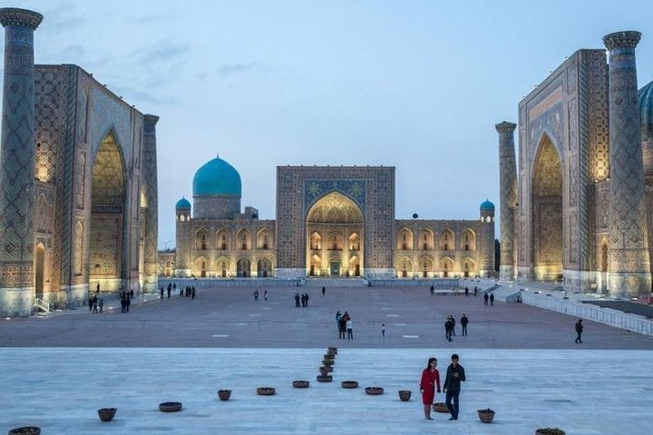 Samarkand Full Day Private Tour: Explore, Experience and Enjoy Like A Local, Samarcanda, UZBEKISTAN