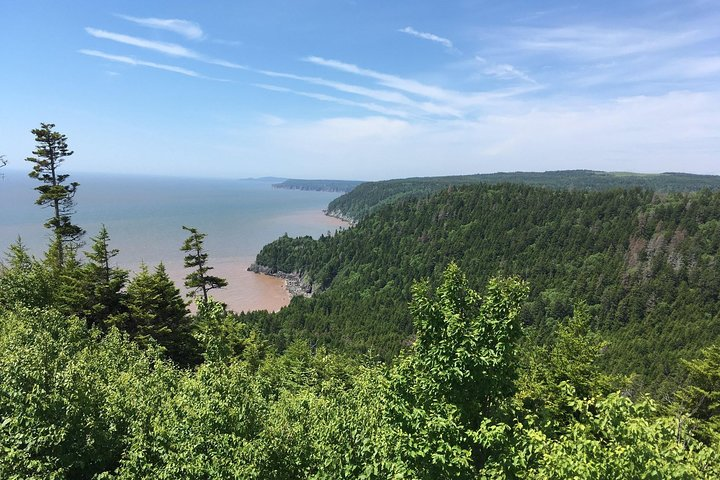 New Brunswick Private Tour by Bus, Saint Johns, CANADA