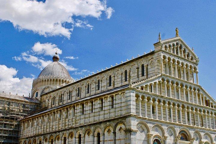 Private Airport Transfer: Pisa International Airport (PSA) to Pisa, Pisa, ITALIA