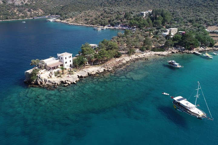 2 Nights 3 Days Gulet Charter from Kas Harbour, Kas, TURQUIA