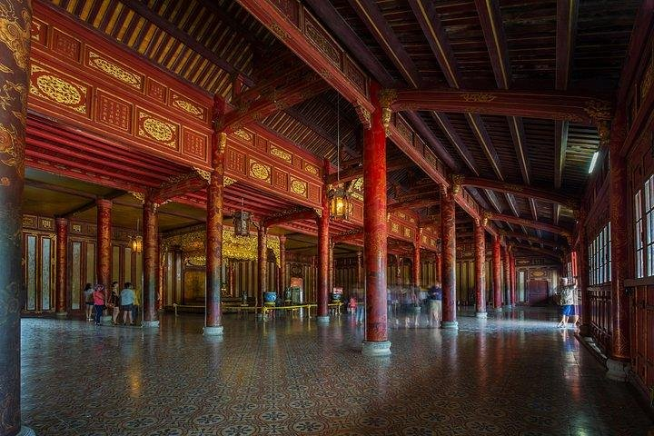 Full-day HUE HERITAGE from HOI AN, Hoi An, VIETNAM