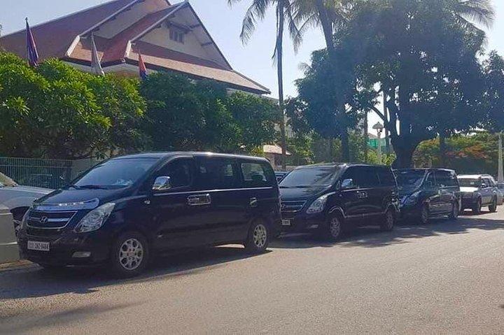 Transfer From Phnom Penh to Koh Rong Sanleom, Phnom Penh, CAMBOYA