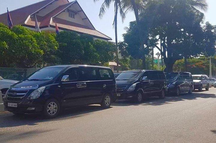 Private transfer from Phnom Penh to Sihanoukville, Phnom Penh, CAMBOYA