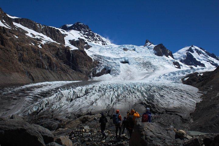 Ice Trekking Glaciar Cagliero, El Chalten, ARGENTINA