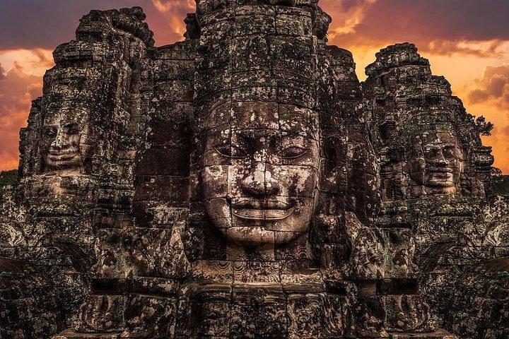 Taxi Tour-Battambang to Siem Reap, Battambang, CAMBOYA