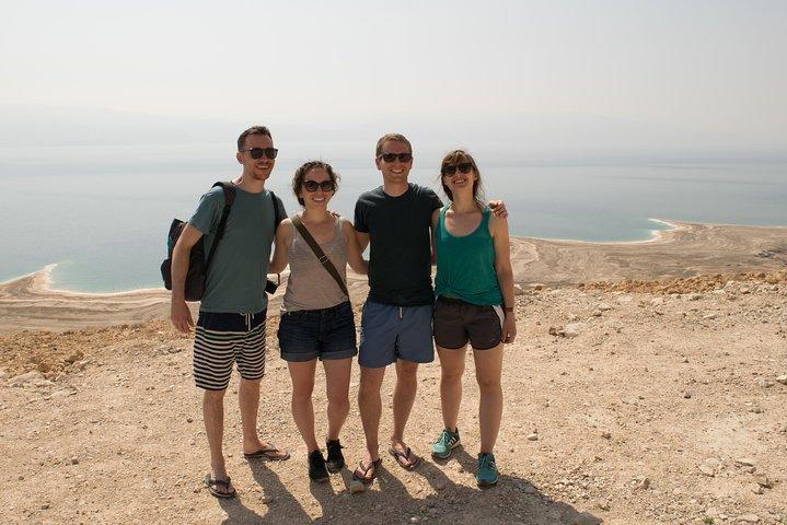 Dead Sea, Masada & Ein Gedi Nature Reserve Tour from Jerusalem, Jerusalen, ISRAEL