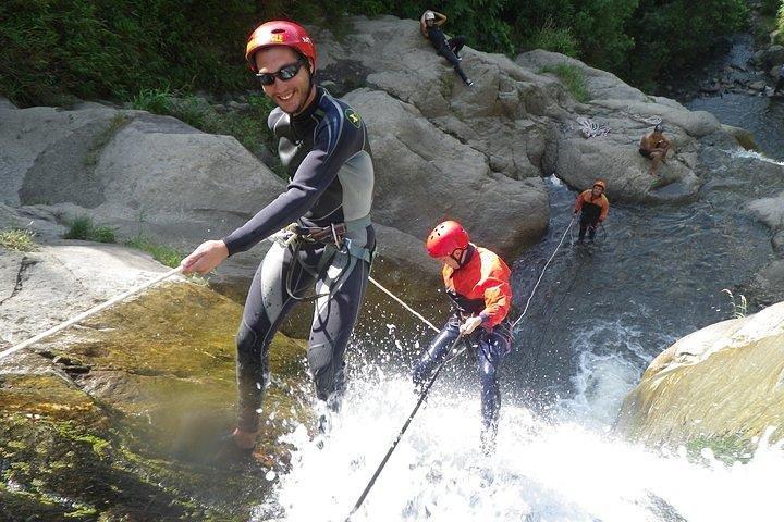 Rafting, Canyoning, Canopy, Salto Del Puente Todo Incluido, Baños, ECUADOR