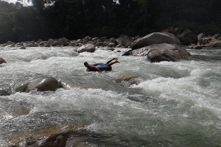 Tubing - Extremo - Rió Piatua (Directo), Baños, ECUADOR