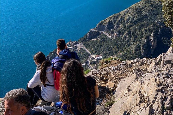 Hiking experience: Circuit of Tre Calli with private local guide, Positano, ITALIA