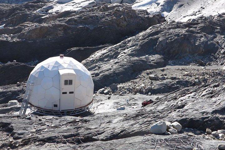 VIVAC Cagliero w/overnight in domes, El Chalten, ARGENTINA