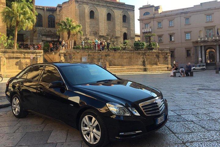 Private transfer from Palermo airport to Verdura Resort, Sciacca, Agrigento, ITALIA