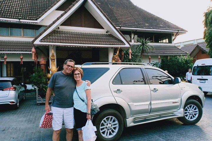 Transfer in Chiang Rai, Chiang Rai, Tailândia