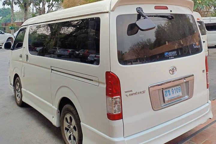 Transfer in Chiang Rai, Chiang Rai, Thailand