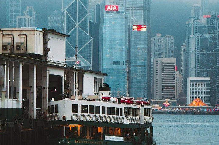 Full-Day Private Customized Walking Tour of Hong Kong, Hong Kong, CHINA