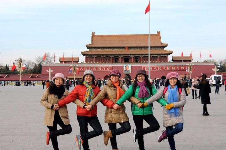 All Inclusive 3-Day Private Tour of Xi'an and Beijing from Qingdao with Hotel, Qingdao, CHINA