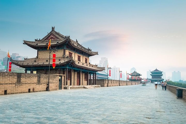 All Inclusive 3-Day Private Tour of Xi'an and Beijing from Guangzhou with Hotel, ,