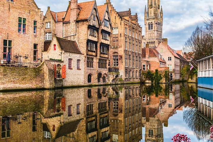 Bruges Small-Group Walking Tour, Brujas, BELGICA