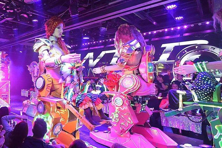Robot Restaurant Show Ticket in Shinjuku, Tokyo, JAPON