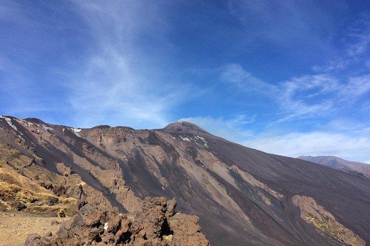 Etna Trekking Half-Day Tour from Taormina, Taormina, ITALIA