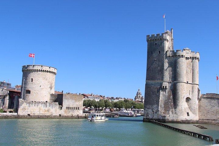 Visite guidée privée à pied de La Rochelle, La Rochelle, FRANCIA