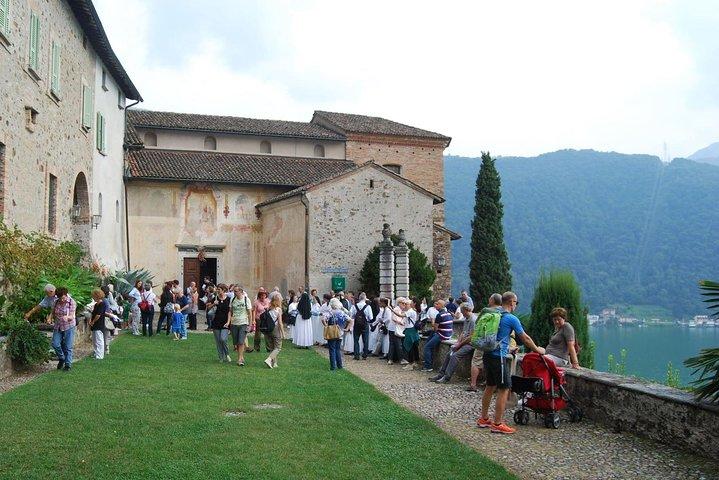 Lugano & Morcote, Lake Lugano, private guided tour, Lugano, SUIZA