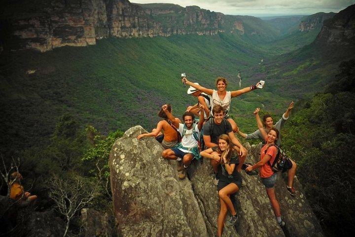 3 days and 2 nights trekking to Amazing Pati Valley, Lencois, BRAZIL