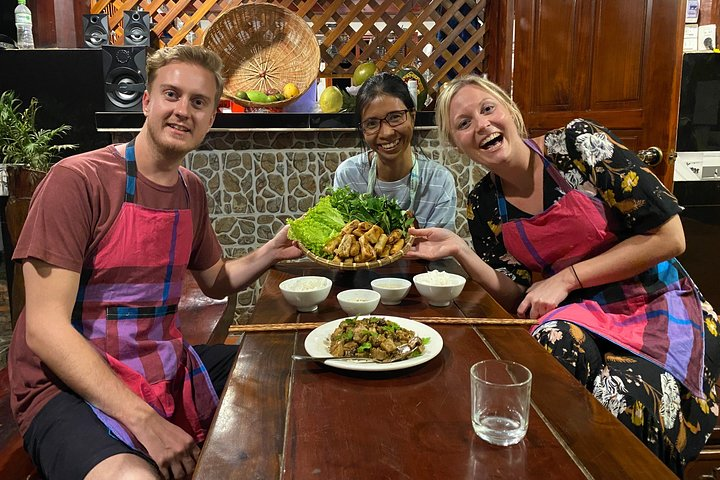 Vietnamese home cooking class with a local in Phu Quoc, Phu Quoc, VIETNAM