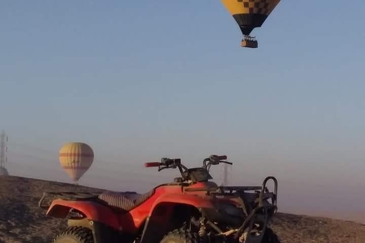 Luxury Hot Air Balloon Riding in Luxor, Luxor, EGIPTO