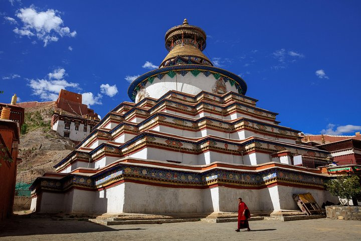 5-Night Central Tibet Culture Small Group Tour, Lhasa, CHINA