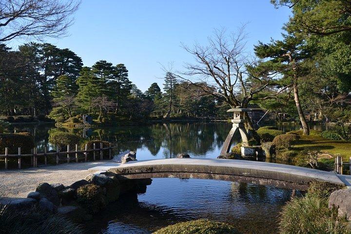 A Half Day In Kanazawa With A Local: Private & Personalized, Kanazawa, JAPON