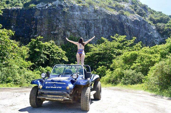 Passeio de Buggy - Arraial do Cabo/RJ, Arraial do Cabo, BRASIL